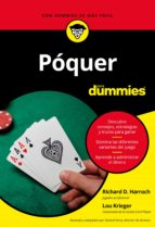 PÓQUER PARA DUMMIES (EBOOK)