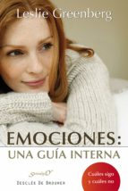 EMOCIONES: UNA GUÍA INTERNA (EBOOK)