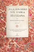 DICCIONARIO DEL HABLA SEVILLANA