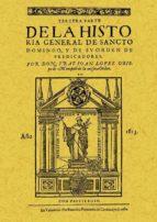 HISTORIA DE SANTO DOMINGO 3ª PARTE (ED. FACSIMIL)