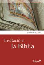 INVITACIO A LA BIBLIA