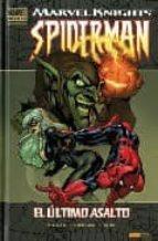 Marvel knights spiderman 2 - el ultimo asalto