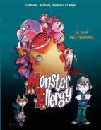 La casa dels monstres: Monster Allergy 1 (COMIC BOOKS)