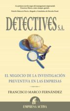 DETECTIVES, S.A. (EBOOK)