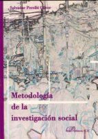 METODOLOGÍA DE LA INVESTIGACIÓN SOCIAL (EBOOK)