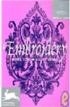 EMBROIDERY (ED. VARIOS IDIOMAS) (INCLUYE CD-ROM)
