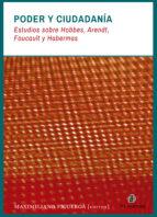 PODER Y CIUDADANÍA (EBOOK)