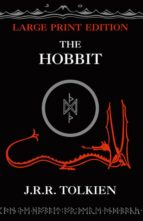 THE HOBBIT (LARGE TYPE / LETRA GRANDE)