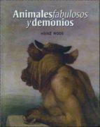 ANIMALES FABULOSOS Y DEMONIOS (Tezontle)