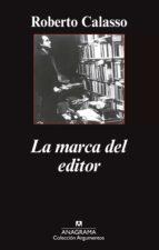 LA MARCA DEL EDITOR (EBOOK)