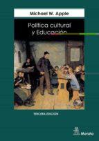 POLITICA CULTURAL Y EDUCACION