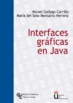INTERFACES GRAFICAS EN JAVA