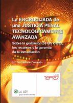 LA ENCRUCIJADA DE UNA JUSTICIA PENAL TECNOLÓGICAMENTE AVANZADA (EBOOK)
