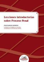 LECCIONES INTRODUCTORIAS SOBRE PROCESO PENAL (EBOOK)