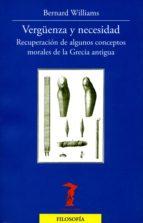 Vergüenza y necesidad: Recuperación de algunos conceptos morales de la Grecia antigua (La balsa de la Medusa nº 180)