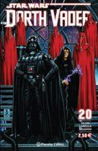 Star Wars Darth Vader nº 20/25 (Star Wars: Cómics Grapa Marvel)