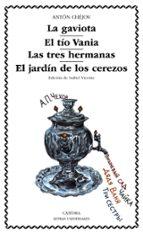 LA GAVIOTA; EL TIO VANIA; LAS TRES HERMANAS; EL JARDIN DE LOS CER EZOS