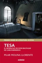 Tesa (2013 Premio Edebé De Literatura Juvenil) (Periscopio)