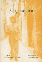Sol, i de dol (Obra Poètica de J.V.Foix)