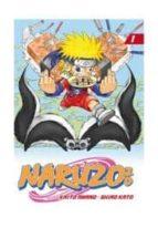 Naruzozo 1 - mision sushi (Manga (tebeos Dolmen))