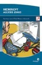 MICROSOFT ACCES 2003 (NIVEL INTERMEDIO)