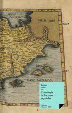 CRONOLOGÍA DE LOS REYES ESPAÑOLES (EBOOK)