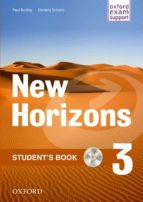 new horizons 3 student pack (int)-9780194134583