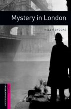 mystery in london (obstart: oxford bookworms starters)-9780194234283