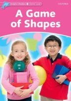a game of shapes (dolphin readers starter)-9780194478083