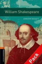 william shakespeare (incluye cd) (obl 2: oxford bookworms library ) 9780194790383