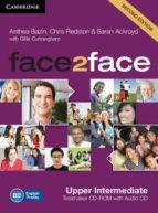 face2face for spanish speakers testmaker cd-rom and audio cd (2nd edition) (level upper-intermediate)-chris redston-gillie cunningham-9781107609983