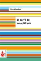 El barril de amontillado: (low cost). Edición limitada (Ediciones Fénix)