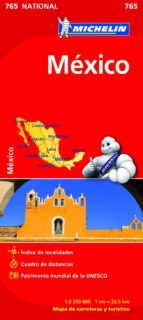 mexico 2012 (ref. 765) (mapas mational) 9782067173583