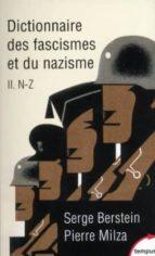Descargar eBooks pdf Dico fascismes et nazisme t02