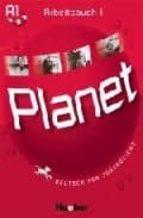 planet 1: arbeitbuch + glos xxl (libro de ejercicios + glosario) gabriele kopp 9783192016783