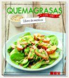 recetas quemagrasas: libro de recetas-9783625006183