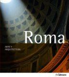 arte & arquitectura: roma (ed. 2013)-brigitte hintzen-bohlen-9783848004683