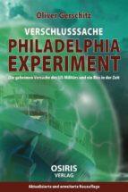 verschlusssache philadelphia experiment (ebook) 9783981740783