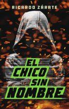 el chico sin nombre (ebook)-ricardo zárate-9786073159883