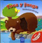 toca y juega: animales salvajes-9788408084983