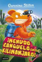 ¡menudo canguelo en el kilimanjaro! (ebook)-geronimo stilton-9788408105183