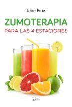 zumoterapia para las cuatro estaciones-leire piriz-9788408139683