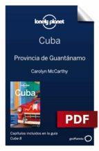 cuba 8_16.provincia de guantánamo (ebook)-brendan sainsury-carolyn mccarthy-9788408198383