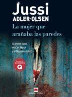 departamento q. la mujer que arañaba las paredes (ebook)-jusi adler-olsen-9788415120483