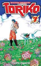 toriko nº 7 (sentido de lectura oriental)-mitsutoshi shimabukuro-9788415480983