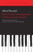 de la a a la z de un pianista alfred brendel 9788415689683