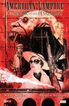 american vampire: el señor de las pesadillas-scott snyder-9788415844983