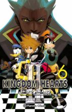 kingdom hearts ii nº 06 shiro amano 9788416244683