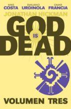 god is dead 3 jonathan hickman 9788416387083