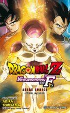 dragon ball z la resurreccion de freezer akira toriyama 9788416889983